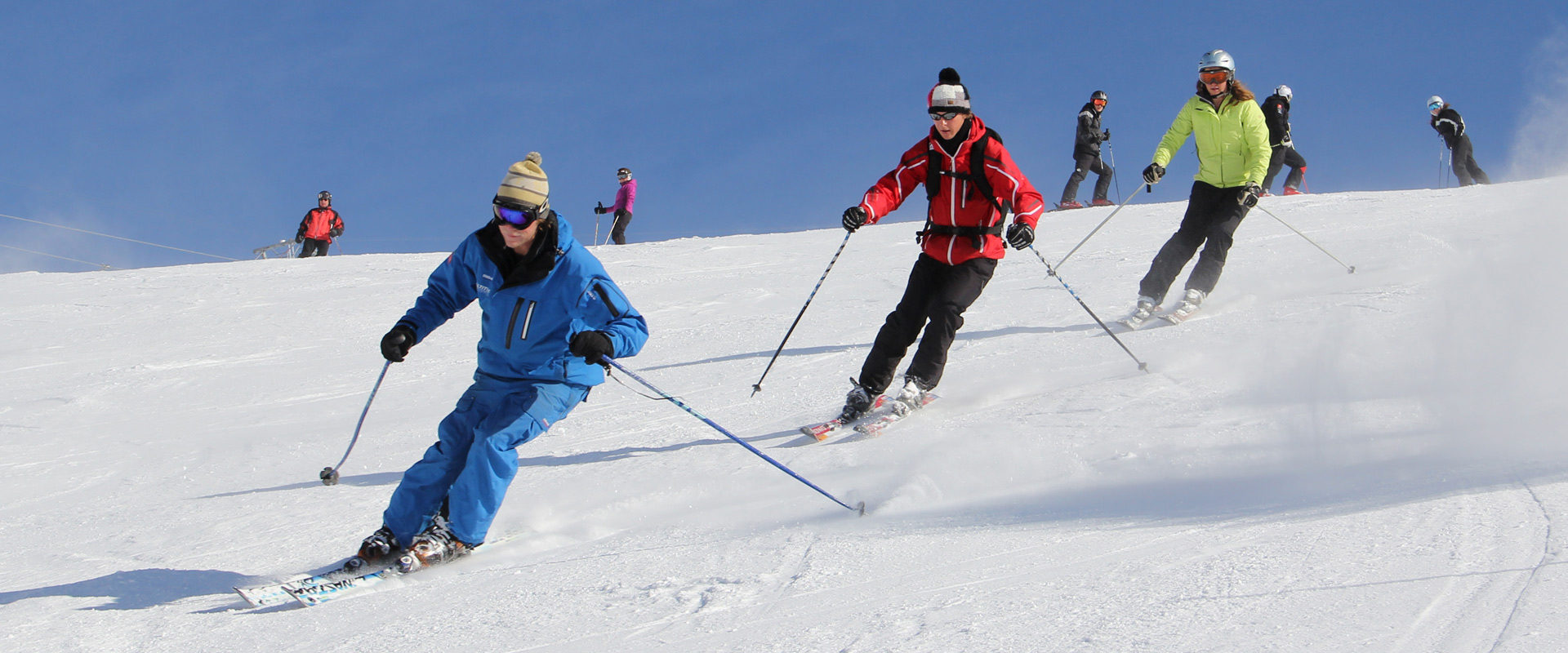 How To Get A Ski Instructor Job Altitude Ski And Snowboard School In Verbier